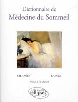 Dictionnaire de médecine du sommeil