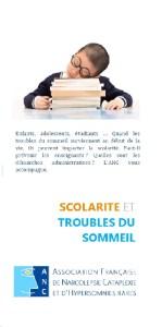 Plaquette - Scolarité
