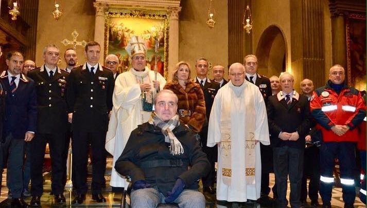 Celebrata anche a Prato la ricorrenza della Virgo Fidelis, patrona dell'Arma dei carabinieri