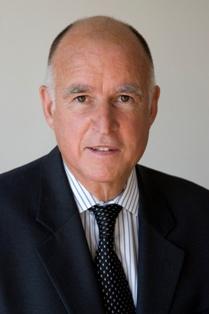 California State Attorney General Edmund G Brown