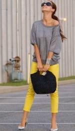 Get the look – Inspiratie pentru week-end: galben