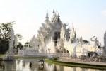 Chang Rai – Templul alb – intre Kitsch si finete