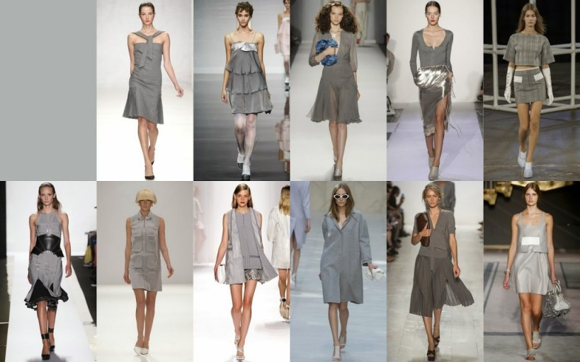 Paloma FCR Spring  2014 Pantone Collections