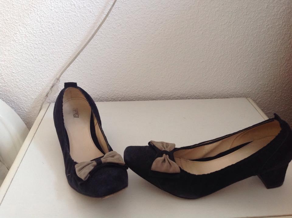 Pantofi piele, 40, 60 lei