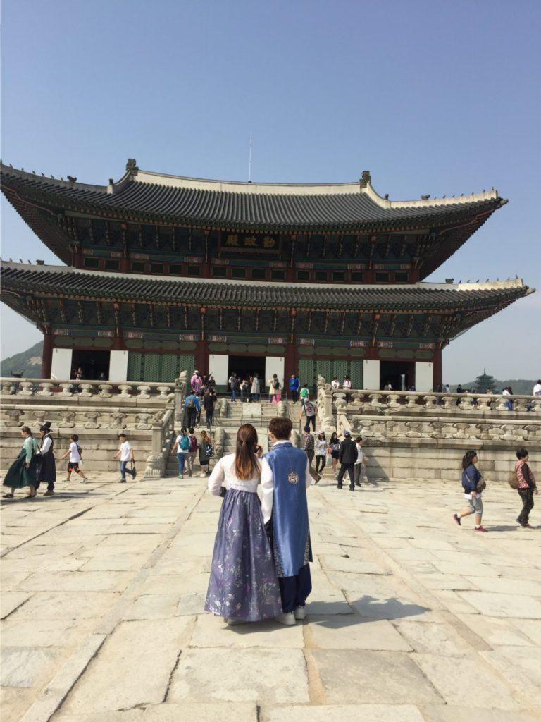 palatul regal Seul