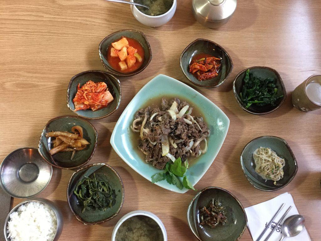 bulgogi - mancarea in Coreea de Sud