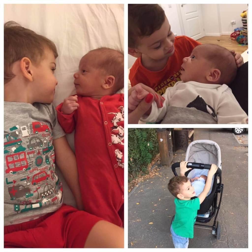 Dragoste de frate mai mare