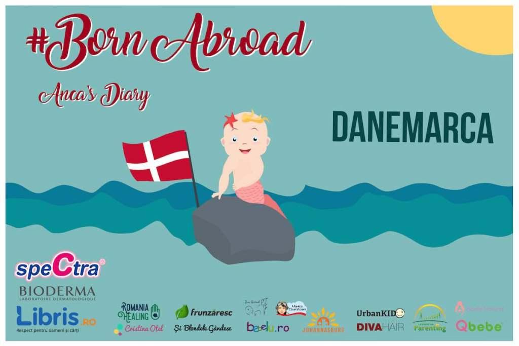 Born Abroad – Nașterea în Danemarca