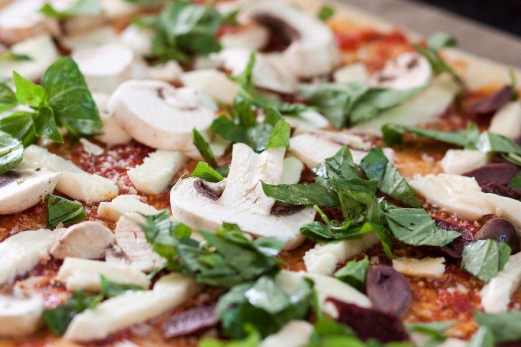 rețetă de pizza cu blat pufos