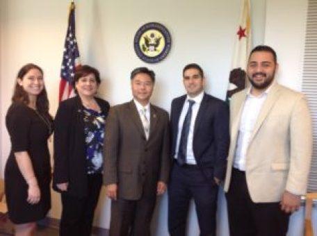 Ted Lieu_August Recess Meeting Photo