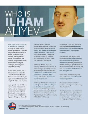 Who is Aliyev 2016