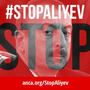 The ANCA Action Portal - http://www.anca.org/stopaliyev - urges immediate US action to stop Azerbaijan's attack on Nagorno Karabakh