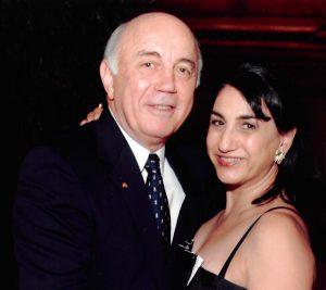 Walter and Laurel Karabian, Benefactors of the Karabian Fellowship