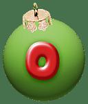 alphabet-boule-noel-vert-o
