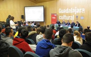 El CEEI Guadalajara presenta la I Competición de Robótica Botschallenges de la provincia de Guadalajara