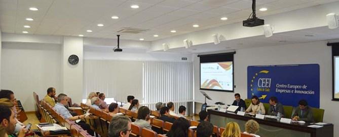 CEEI Bahía de Cádiz presenta el proyecto ESPOBAN, dirigido a emprendedores e inversores de Andalucía y Sur de Portugal