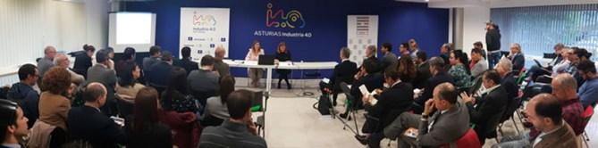 Un total de 7 empresas líderes asturianas lanzan sus retos tecnológicos en el ámbito de industria 4.0 de la mano del CEEI
