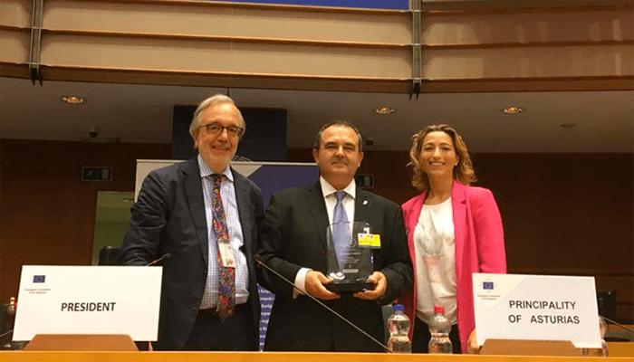 Asturias, reconocida como Región Emprendedora Europea 2019