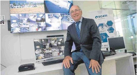 Scati, empresa CEEIARAGON, cumple 20 años y exporta ya el 80%