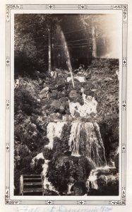 Falls At Dunsmuir 1920