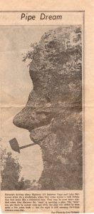 News Paper article (Pipe Dream)