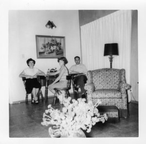Tim, Jeannette, Anne