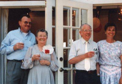 Tim & Jennette & Steve & Anne