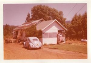 Van Horn house at Challenge CA