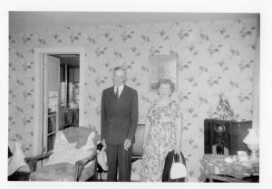 Van and Alice at the house in (Challenge or La Porte?)