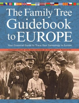 The-Family-Tree-Guidebook-to-Europe--Your-Essential-Guide-to-Trace-Your-Genealogy-in-Europe