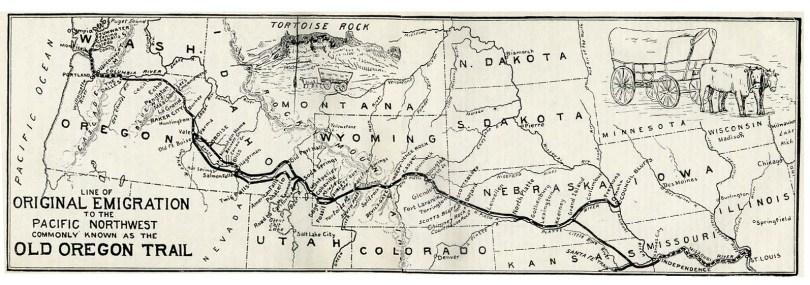 Old Oregon Trail
