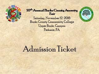 2016 Ticket Icon