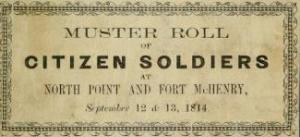 citizen soldier fort mchenry