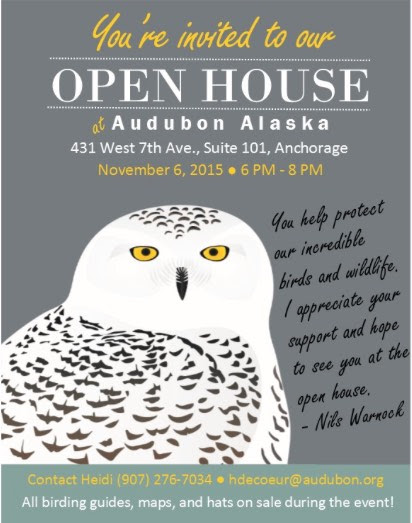 Open House - Audubon Alaska