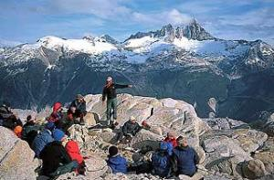 Proud Hosts of NOLS - National Outdoor Leadership School