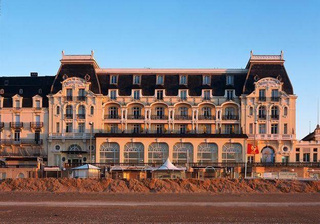 Grand hotel à cabourg