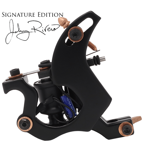 Anchor Irons Artist Tattoo Machine – Liner – Signature Edition