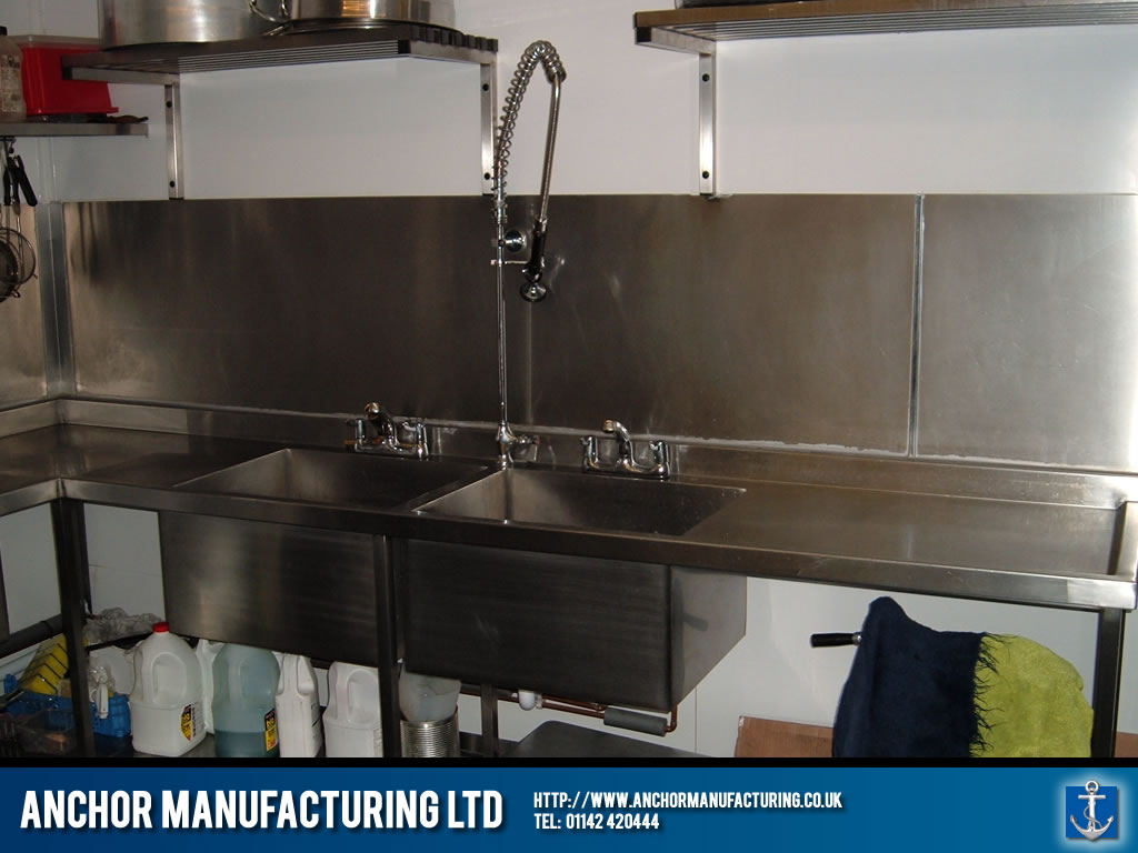 commercial kitchen ventilation bar designs restaurant sink and pullout spout tap. | anchor ...