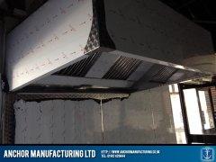 kitchen canopy detail