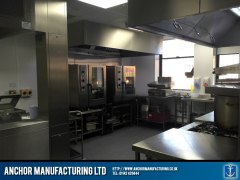 Liverpool-training-kitchen-stainless-steel