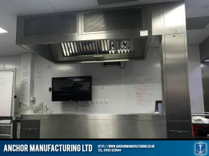 polished-kitchen-canopy-liverpool-training-kitchen