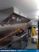 Kitchen Canopy Fabrication