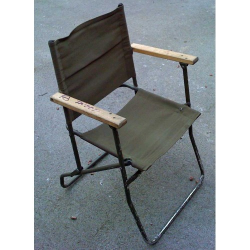 folding chairs wooden children s pop up british army landrover chair