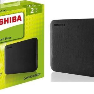 Toshiba Portable External 2TB Hard Drive