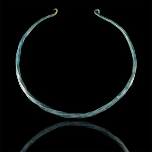 Bronze Age Twisted Torc