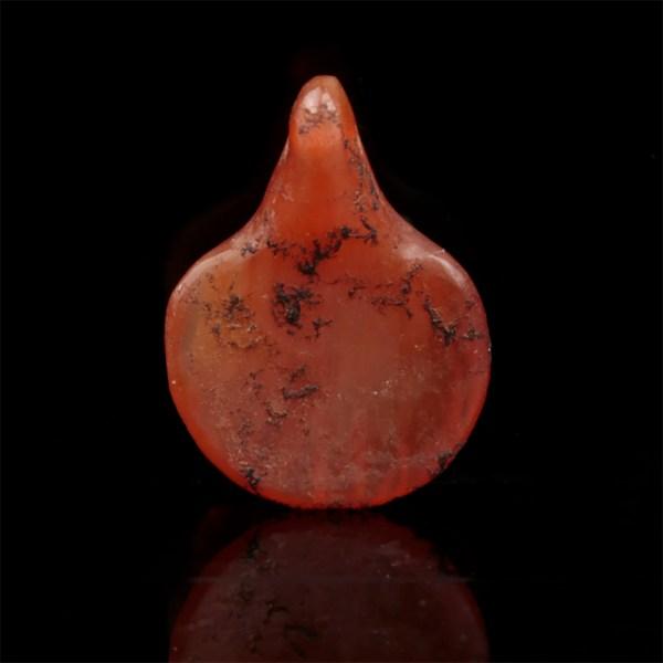 Carnelian Mandrake Amulet