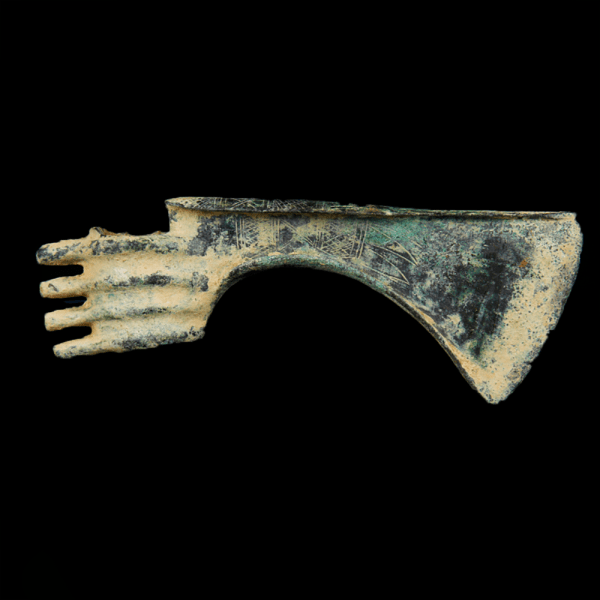 Incised Luristan Axe