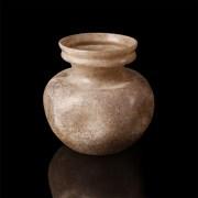 Large Roman Indented Jar