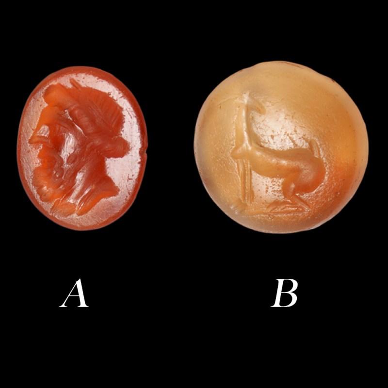 Selection of Roman Intaglios
