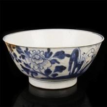Tek Sing Floral Bowl